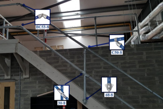 How To Construct A Stair Handrail
