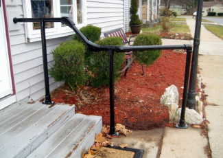 Handrail Fittings- Simple Ideas. Maximum Protection in 2019