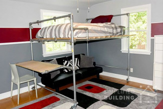 6 Novel Loft And Bunk Bed Ideas For Kids And Adults