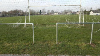 Ballivor GFC Spectator Safety Barrier