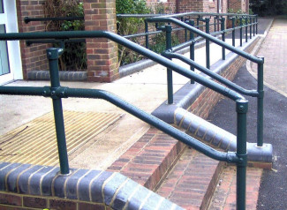 How To Design A Disabled Access Handrail