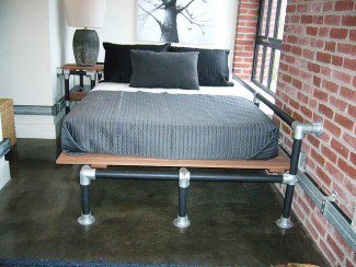 Custom Bed Frame Ideas for Cheap- What Dreams are made of!