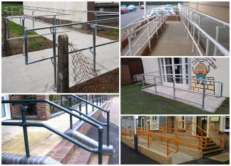 Kee Klamp Handrail v Disabled Access Handrail - What Is The Difference?
