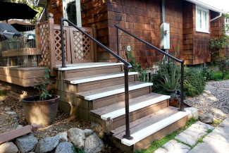 5 Easy Install Handrail Projects For Safe Access