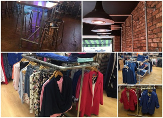 Retail Display, Industrial Clothes Rails and Shop Layouts For 2019