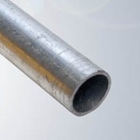 Size 6 (33.7mm O/D) Galvanised Tube (metre)