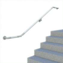 SR-565-NDA Continuous Wall Mounted Handrail