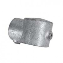 10-840C - Single Handrail Socket Capped