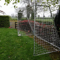 Steel Football Goals - Soccer And GAA