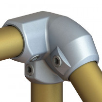 L320 - Level to Sloping Down Side Outlet Elbow (30° to 45°)