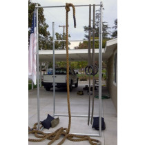Steel Workout Station - Pull-Up Bar