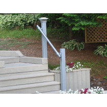 SR-070 - Side Fixed Wall Mounted Stair Handrail