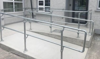 Kilbride National School Access Handrail