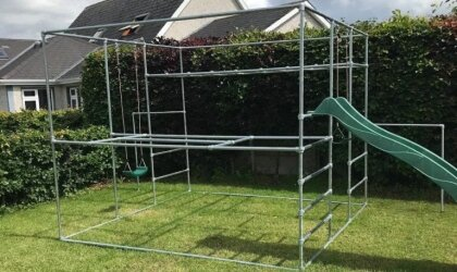 Customised Play & Climbing Frame
