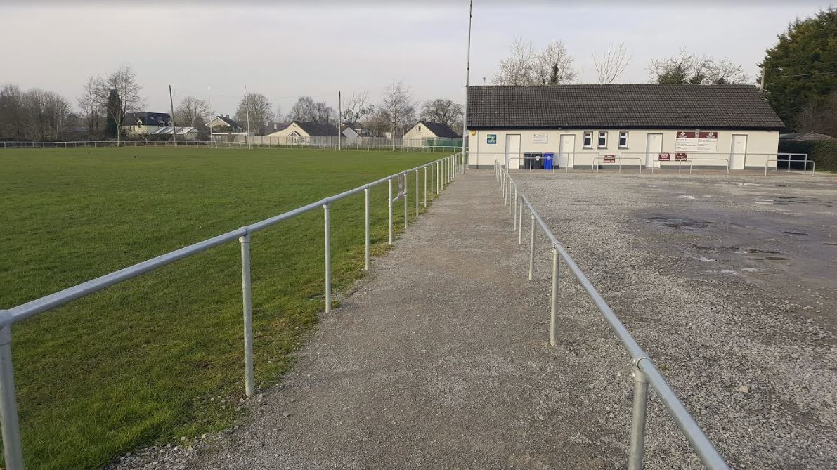 pitch safety barrier