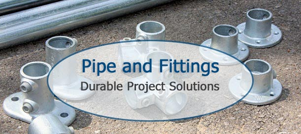 pipe and fittings diy