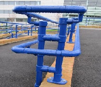 kee access handrail fittings