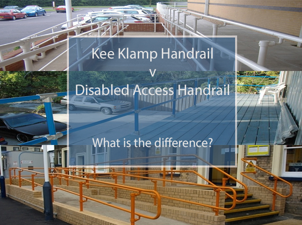 difference between kee klamp and kee access