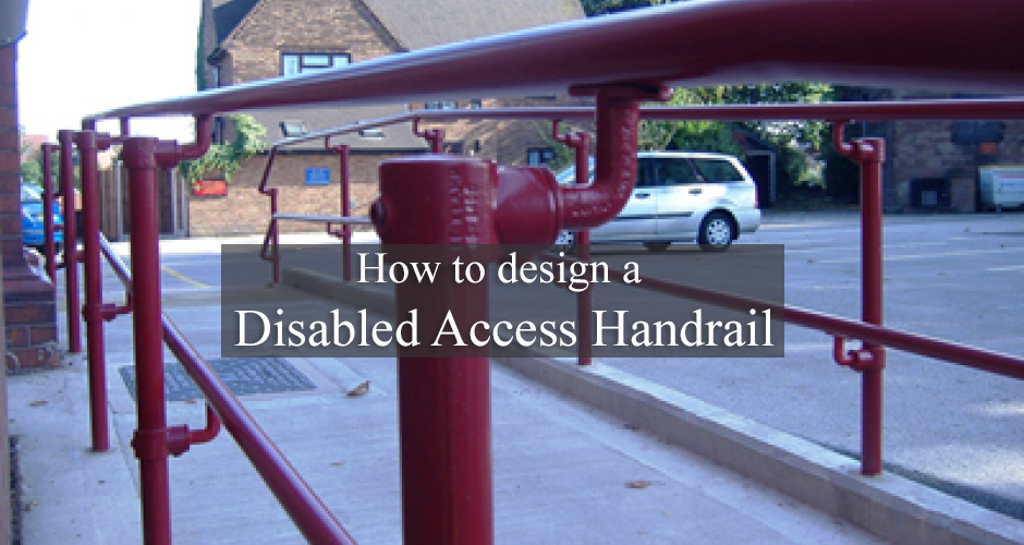 disability handrail design