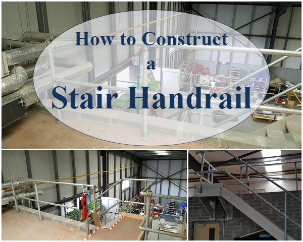 stair handrail fittings