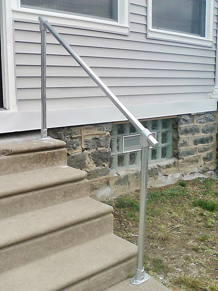 simple handrail kit