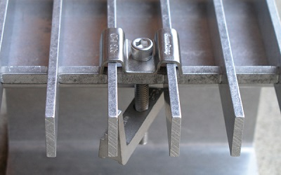 grate fix saddle clamp