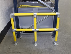 warehouse safety barrier kits